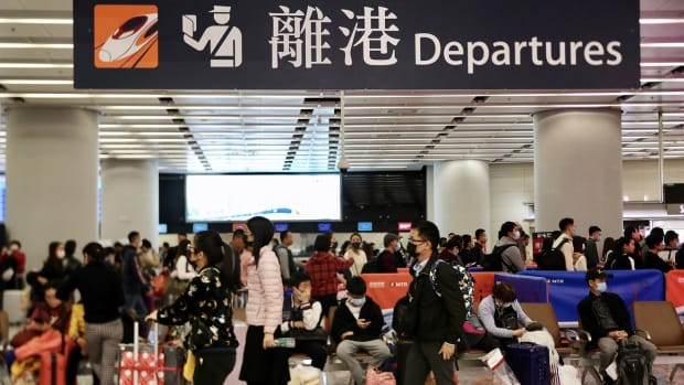 China's civil aviation regulator has urged all airlines and travel agents to offer full refunds without adding any administrative fees for flights to help prevent the spread of the virus. Photo: Bloomberg