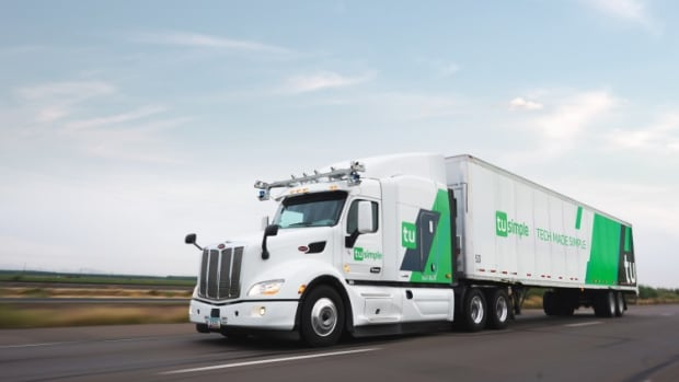 Chinese Autonomous Truck Start-up TuSimple Teams Up With Navistar To Mass-produce Self-driving Trucks
