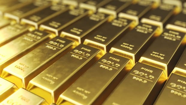 Coronavirus Sent China's Use Of Gold Plummeting In 2020, But Demand For Investment Products Rising