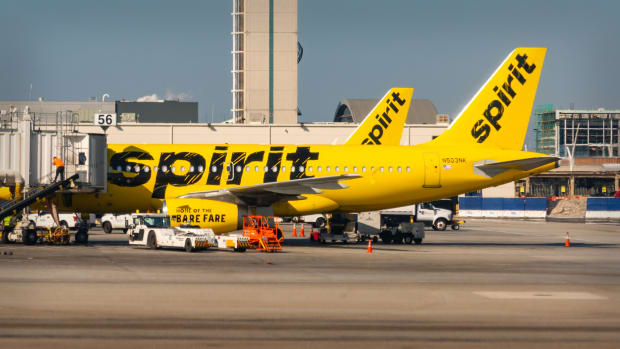Spirit Airlines Lead