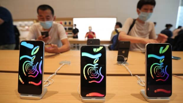 Apple's China IPhone Sales Surge Amid Price Cuts And Gradual Consumer Recovery
