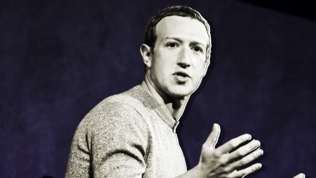 Mark Zuckerberg Lead