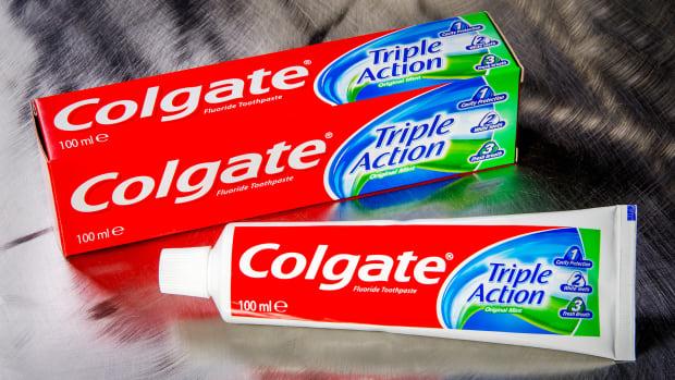 Colgate Lead
