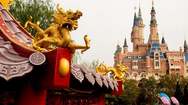 10 Shanghai Disneyland disney