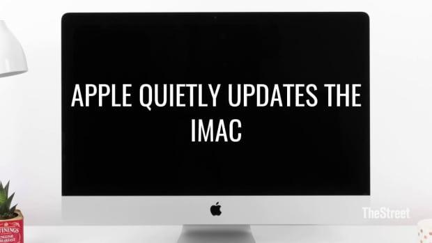 Apple Quietly Updates The iMac