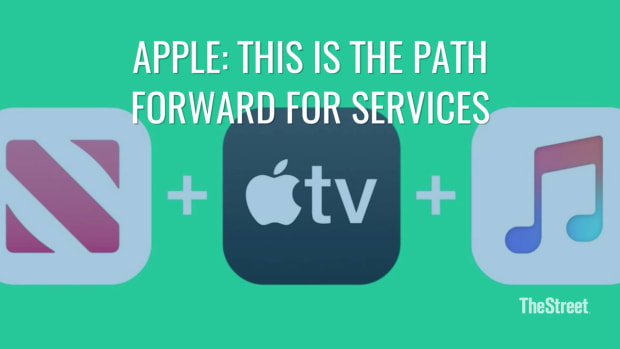 Apple: This Is The Path Forward For Services (Video)