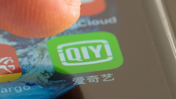 Shares Of Nasdaq-listed IQIYI, Dubbed China's Netflix, Plunge As SEC Probes Alleged Inflation Of Revenues, Subscriber Numbers