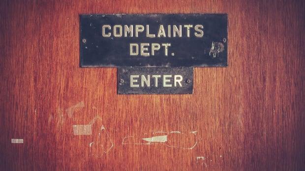 complaints sh