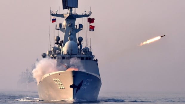 PLA Drills Point To Stepped-up Plans To Take Control Of Taiwan, Analysts Say