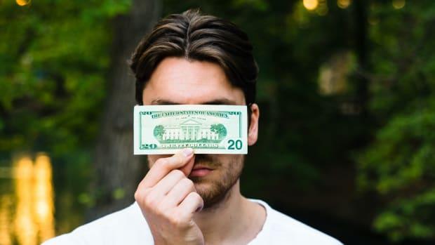 payroll cash dollar blind sh