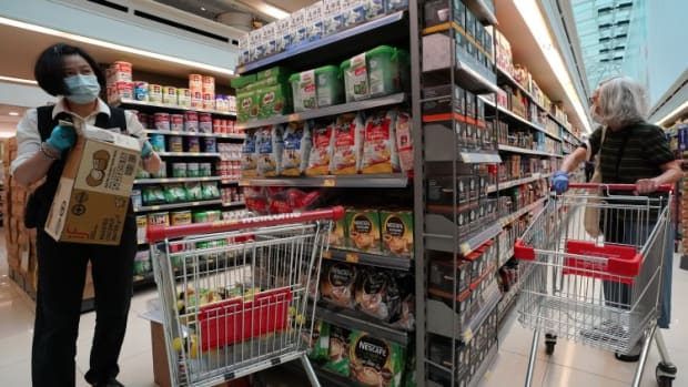 Coronavirus: Hong Kong Welfare Chief Says Negotiations Under Way With Major Grocery Chain On Discounts-for-subsidies Scheme