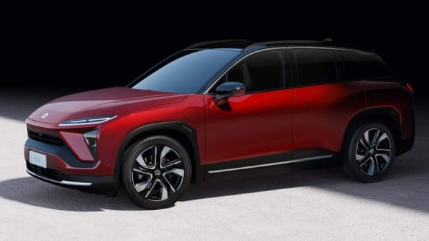 Nio ES6 Midsize Electric SUV