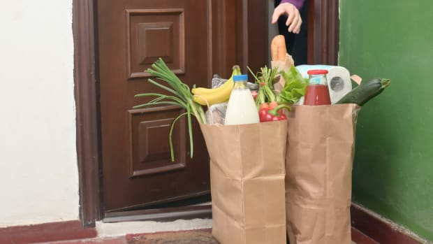 grocery delivery sh