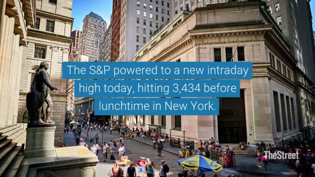 Market Update, August 25