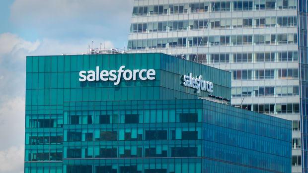 Salesforce Lead