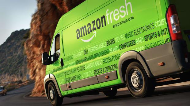 Amazon Fresh Lead