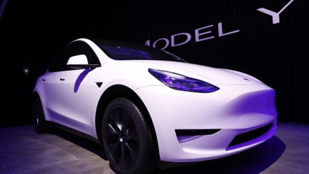 Tesla's Made-in-China Model Y Launch Imminent After Resounding Success Of Model 3 Among Mainland Buyers