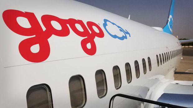 Gogo Inflight Internet Lead