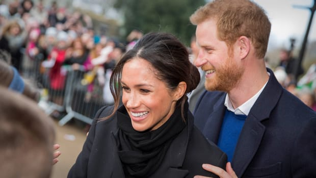 Prince Harry Meghan Markle Lead
