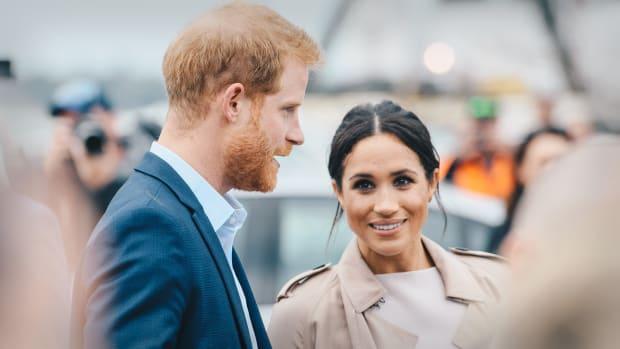 Prince Harry Meghan Markle Lead