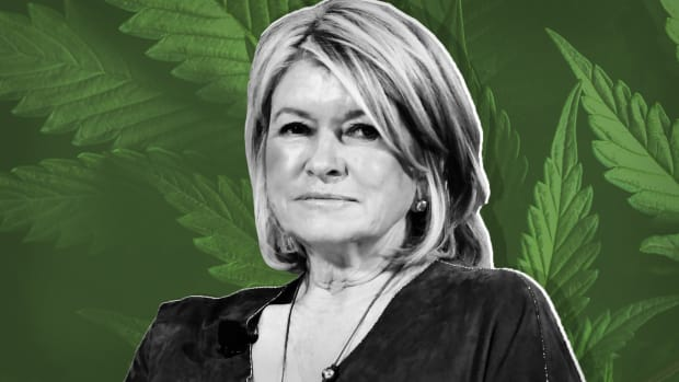 Martha Stewart Canopy Growth Lead