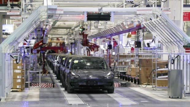 Tesla To Start Shipping China-made Model 3s To Asian Markets In Push Back To Trump's Plan To Win Back Manufacturing Jobs