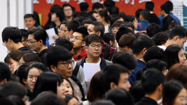 China's University Students Escape Online To Rail Against The Nation's Growing Inequality