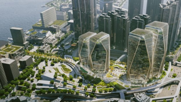 Sun Hung Kai Properties Makes Massive Changes To West Kowloon Project, Drops One Tower And Adds More Open Space