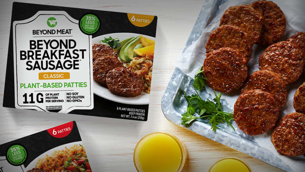 Beyond Meat Sausage Breakfast Yuck Lead