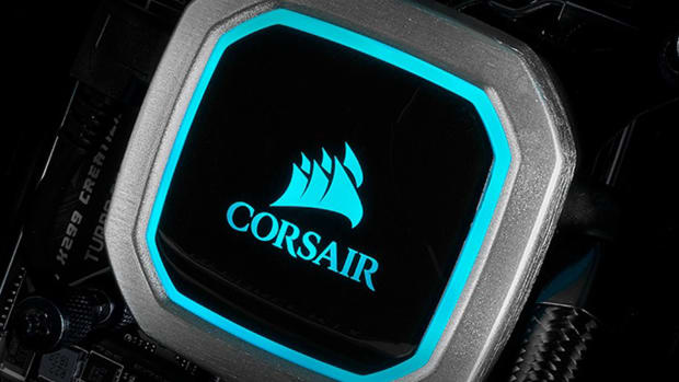 Corsair Components Lead