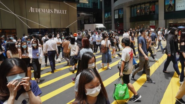 No Consensus On Hong Kong Minimum Wage For First Time Ever, Sources Say On Commission Meeting
