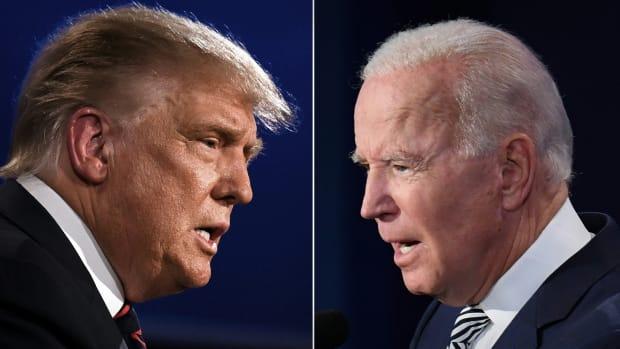Presidential Debate Lead