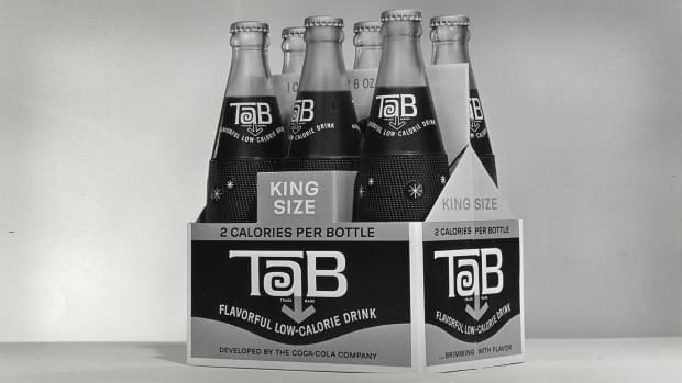 Coca Cola Tab Lead
