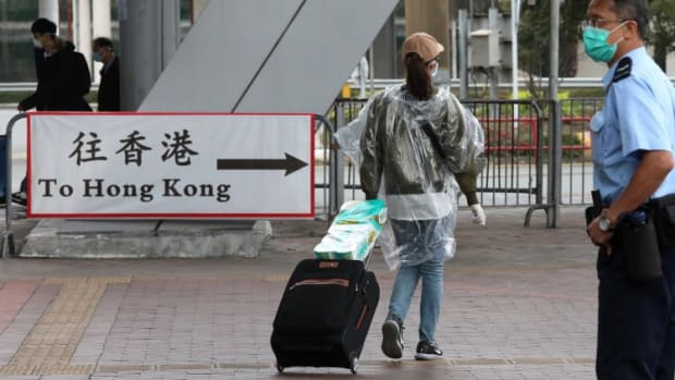 Coronavirus: Hong Kong Tourism Almost Non-existent, With Visitor Numbers For September Down 99.7 Per Cent From Last Year