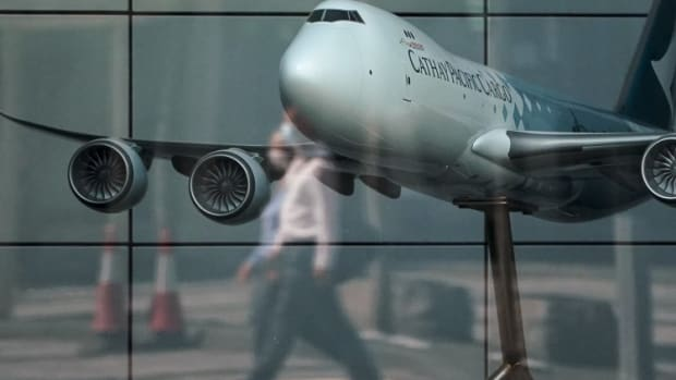 Cathay Pacific 'optimistically' Predicts Flying Less Than A Quarter Of Pre-coronavirus Flights For Next Eight Months, With Hopes Hinging On Vaccine