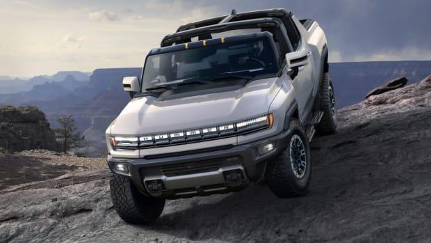 GMC Hummer EV Lead