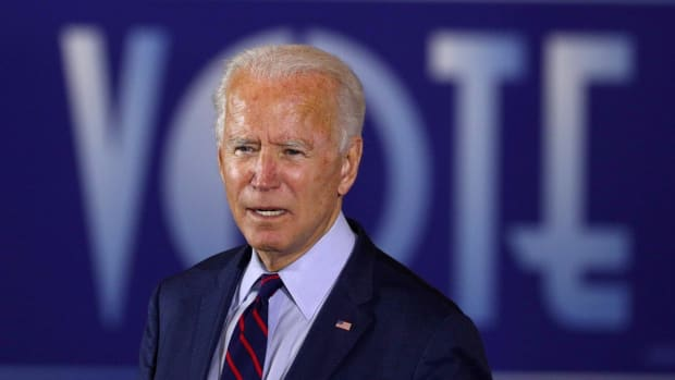 Should US Democratic presidential candidate Joe Biden win election, one analyst said, China might