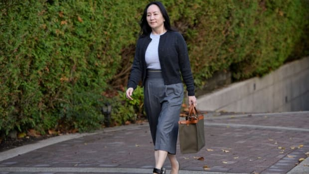 Canadian Police Officer Says He Feared Huawei's Meng Wanzhou Would 'put Up A Fight' During Arrest