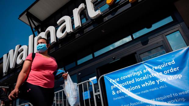 Walmart Covid Lead