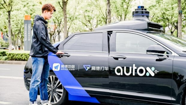 China's Robotaxi Services An Important First Step In Building Smart Transportation, Says Chinese Ministry