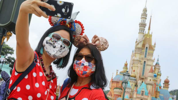 Hong Kong Disneyland Hopes To Cast Magic Spell Over Tourism Slump With November Reopening Of Delayed Castle Of Magical Dreams