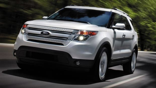 Ford Explorer 2014 Lead