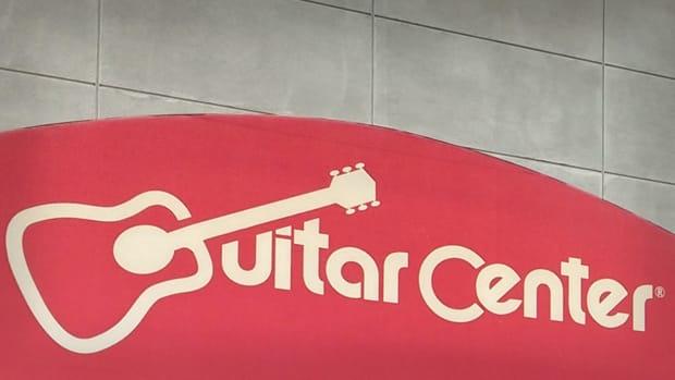 Guitar Center Lead