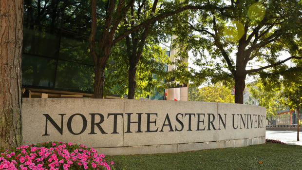 college northeastern Jay Yuan Shutterstock