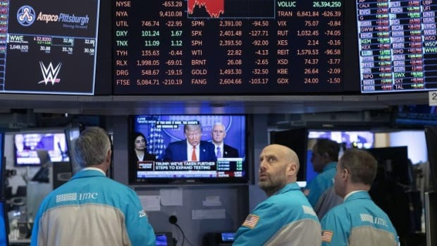 Trump's 11th-hour Ban On Chinese Stocks Deprives US Funds Of Some Of The Biggest Returns And Payouts In World's Second-largest Market