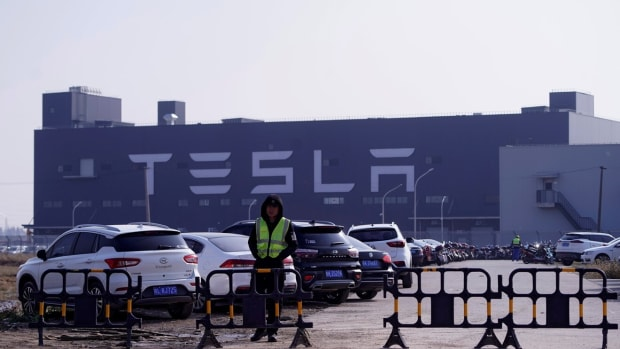 Tesla has delivered 92,051 Shanghai-made Model 3 cars in the first 10 months of the year. Photo: Reuters