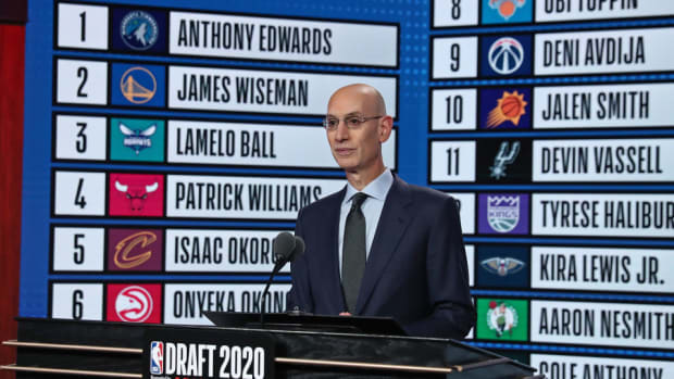 2020 NBA Draft First Round Rookie Salaries