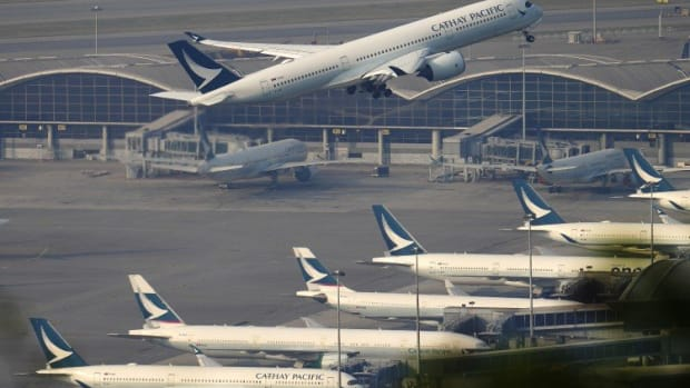 Cathay Pacific Says Demand For Hong Kong-Singapore Travel Bubble Flights Was 'overwhelming', Before Covid-19 Fourth Wave Forced Delay