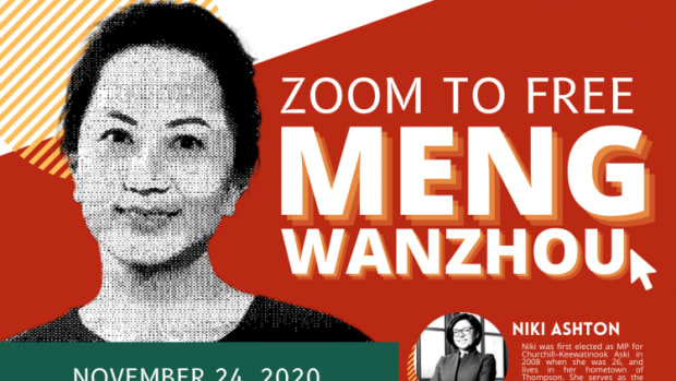 Canadian MPs Join Campaign To Release Meng Wanzhou, Citing Sinophobia And Plunging Relations With China