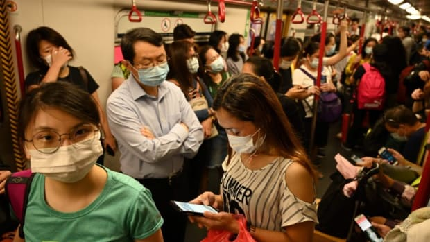 MTR Passenger Numbers Rebound But Fourth Wave Of Coronavirus Could See Them Fall Again, Hong Kong Group Warns